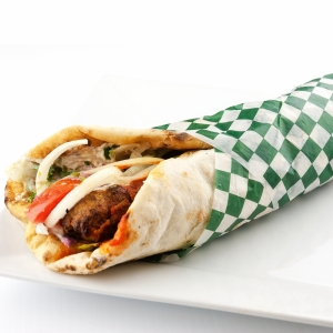 Chicken Toasted Wrap