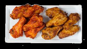 Sarpino's Crispy Combo Wings