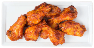 Sarpino's Crispy Sauced Wings
