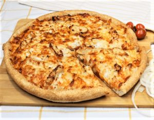 Sarpinos Hot Buffalo Chicken Pizza