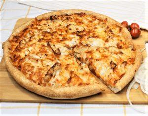 Sarpinos Hot Buffalo Chicken Pizza
