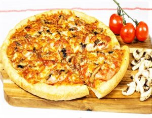 Sarpinos Real Canadian Classic Pizza
