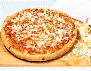 Sarpinos Creamy Cheese Lover's Pizza
