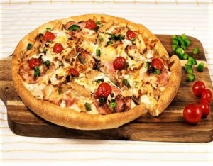 Sarpinos Ranch Style Chicken Pizza