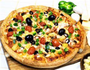Sarpinos Vegetarian Dream Pizza