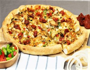 Sarpinos Zesty Tandoor Chicken Pizza