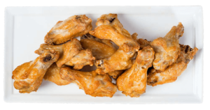 Sarpino's Crispy Plain Wings