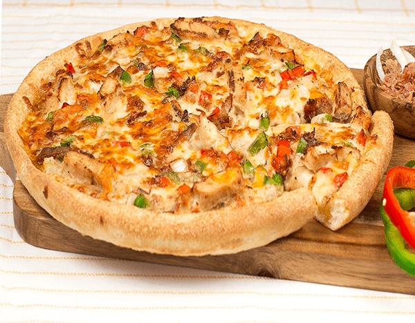 Sarpinos Santa Fe Chipotle Pizza