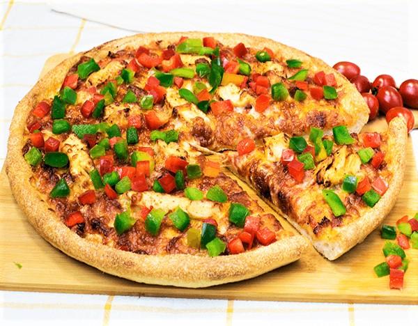 Sarpinos Smoked Pulled Pork Pizza